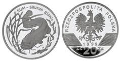 20 zł, Sum - Silirus Glanis