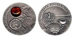 20 zł, Szlak bursztynowy