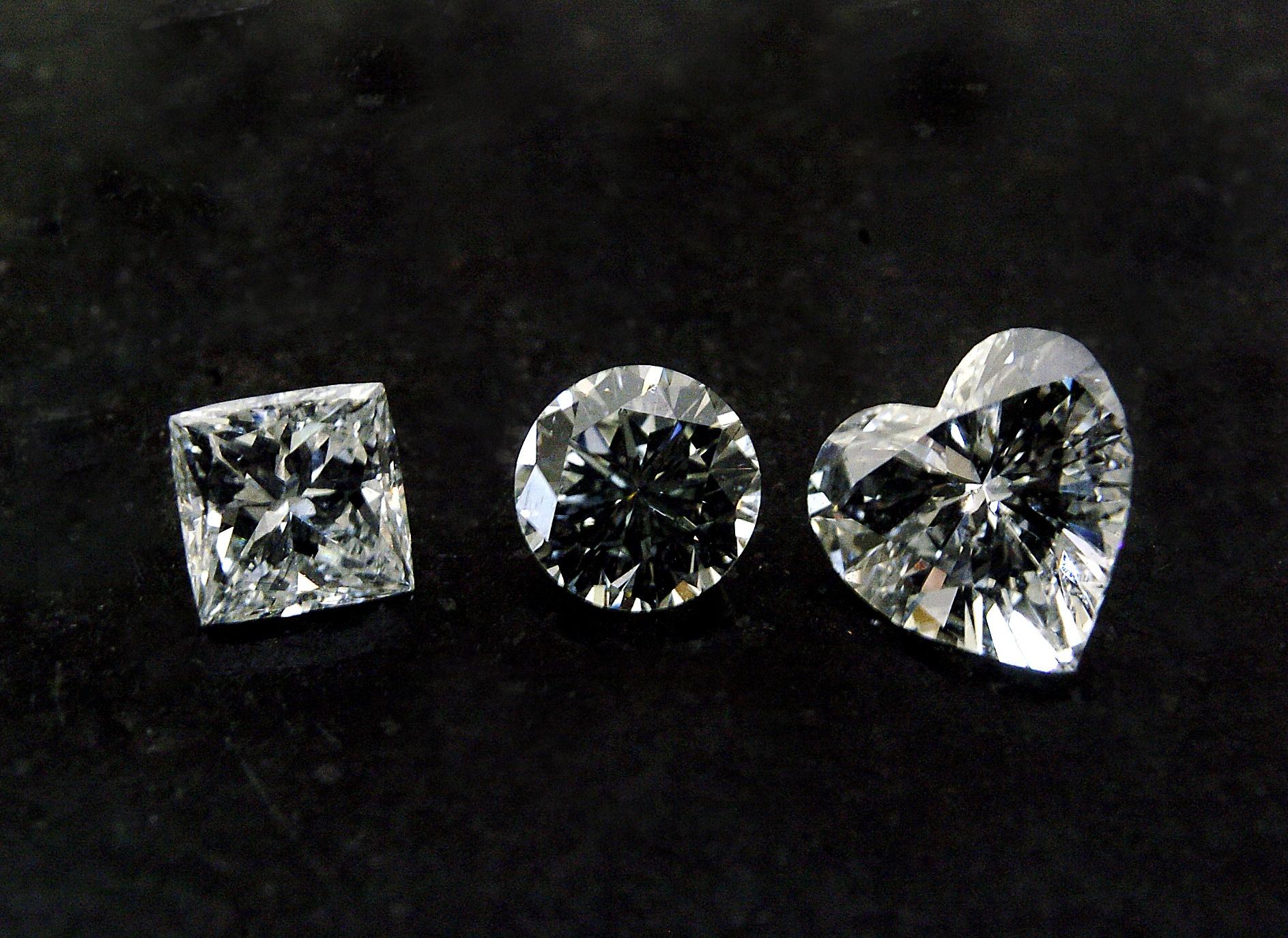 Szlify diamentów
