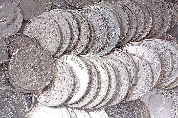 Najpopularniejsze srebrne monety bulionowe