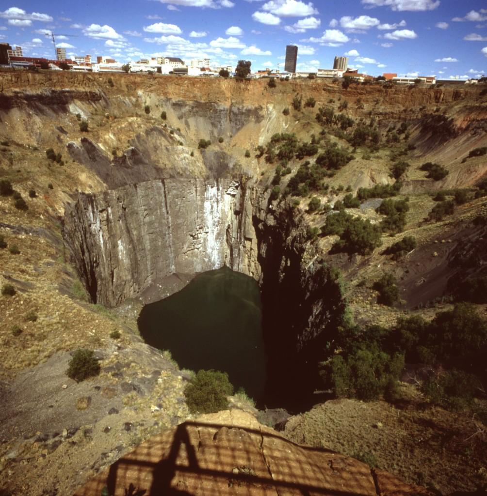 kopalnia diamentów