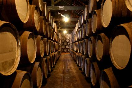 Magazynowanie wina